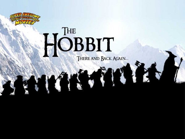"THE HOBBIT  – part 1 ""An Unexpected Journey"" Trailer"