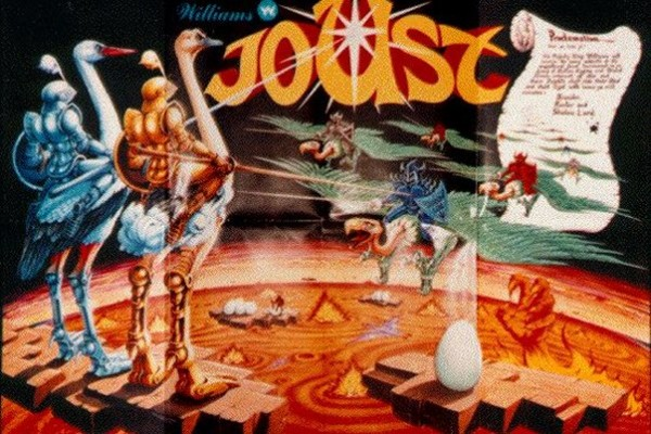 Vintage Video Games – JOUST
