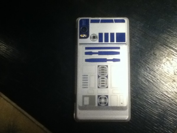This just might be the DROID you're looking for!