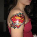 Random image: Superman-tattoo-500x375