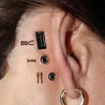 Random image: Body Piercing - Tattoo