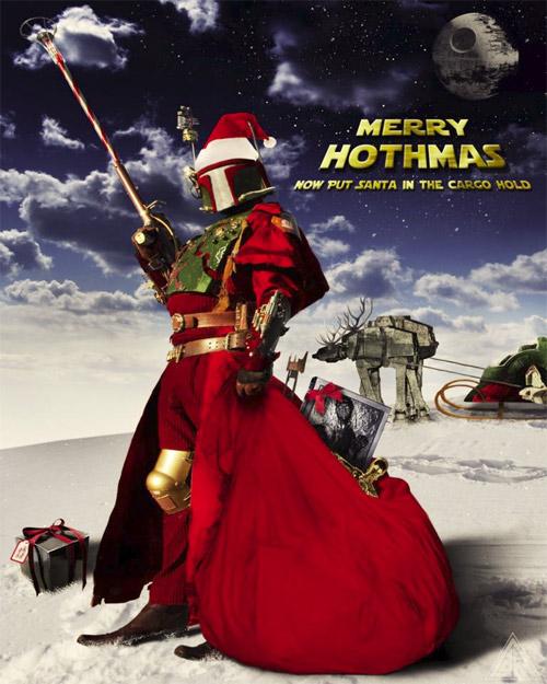 The Spice Run – Merry Christmas…wait, if it was a long time ago in a galaxy far, far away