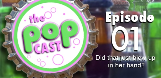 "the ""POP"" cast! ep 01 ""It totally exploded in her hand"""