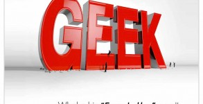 Geek, what a big four letter word