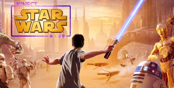 Microsoft XboX Kinect Star Wars: Duel.  Television Commercial