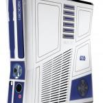 Xbox 360 Star Wars_R2D2 Console