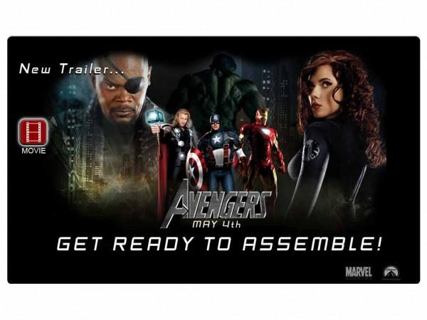Get ready to Assemble!