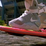 Random image: Back To The Future Hoverboard_Hoverboard / Nike Close up