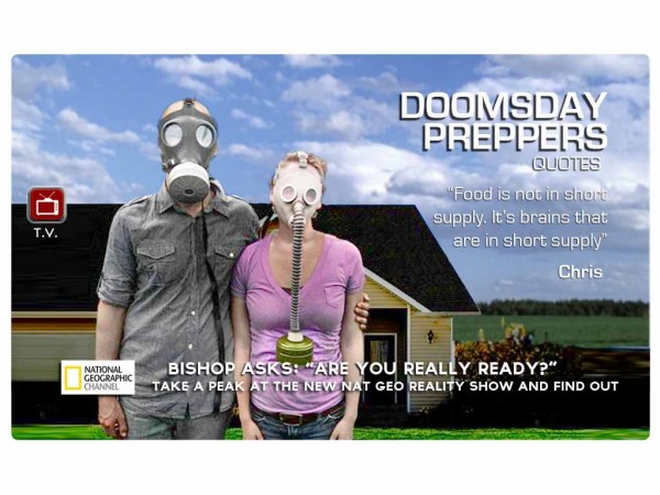 Doomsday&#8230;Are You <i><b>REALLY</i></b> &nbsp;Ready???