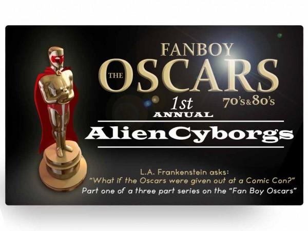 "Fanboy Oscars 70s-80s ""The Wonder Years"""