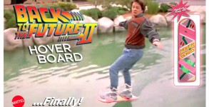 Hoverboards...FINALLY! Now where are my Flying Cars!!