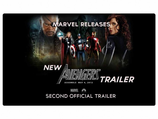 Marvel Releases 2nd Official Avengers Trailer
