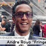 Avengers Premiere_Andre Royo