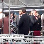 Avengers Premiere_Chris Evans