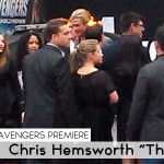 Avengers Premiere_Chris Hemsworth
