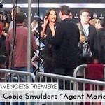 Avengers Premiere_Cobie Smulders Agent Maria Hill