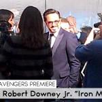 Avengers Premiere_Robert Downey