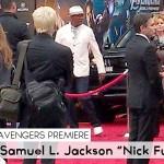 Avengers Premiere_Sam Jackson