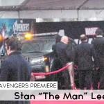 Random image: Avengers Premiere_Stan Lee