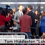 Random image: Avengers Premiere_Tom Hiddleston Loki