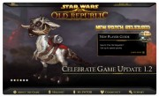 GAME REVIEW UPDATE: SWTOR-Patch 1.2
