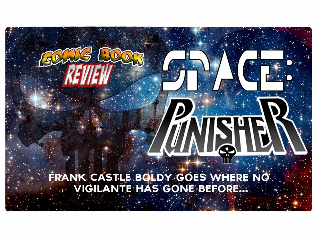 The Punisher…In Space?