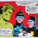 Random image: One Panel Wonder - Hulk Coffee