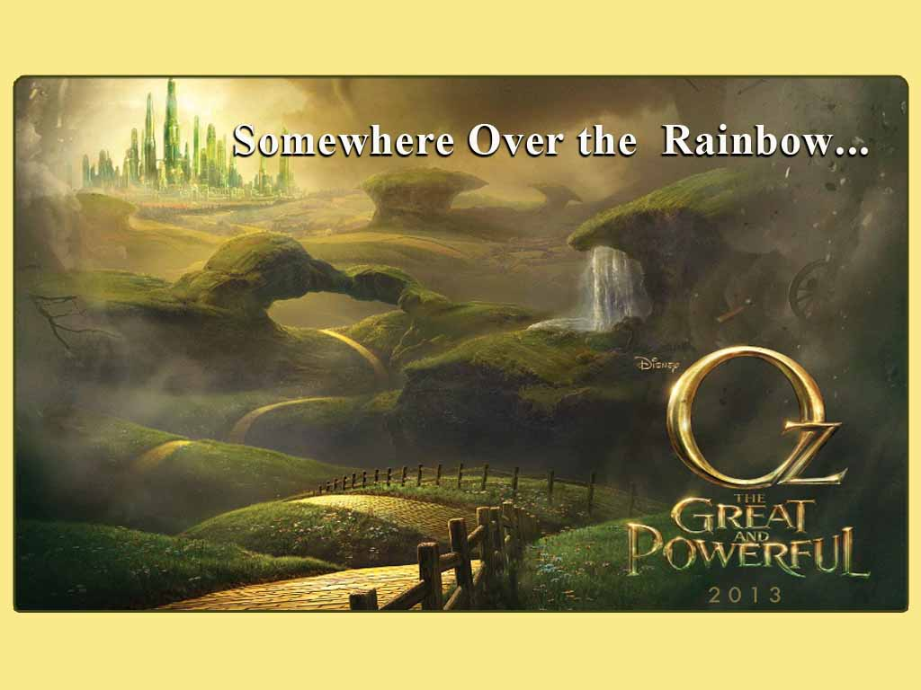 """Disney's """"Oz, the Great and Powerful"""" – Trailer"""