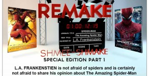 Remake Shee-Shmake Amazing Spider-man pt1