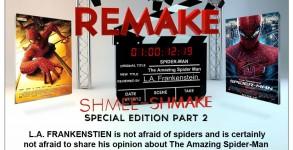Remake Shee-Shmake Amazing Spider-man pt2
