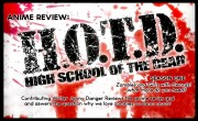 Alien Cyborgs Anime Review – High School of the Dead