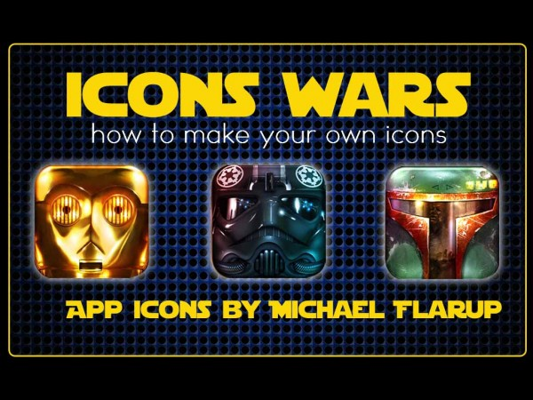 App Icons meets Star Wars! Check out the tutorial!