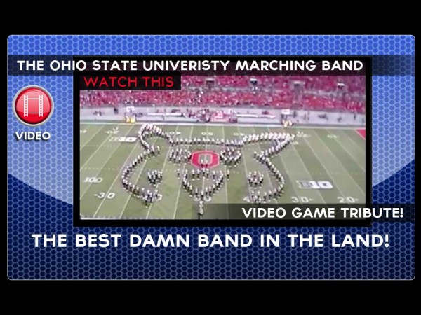 TBDBITL: OSU Marching Band Video Game Tribute!