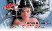 THEN THE DOG PISSED FIRE &#8211; A Nightmare on Elm Street