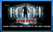 Alien Cyborgs First Look – IRON MAN 3