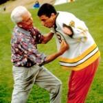 Random image: Adam Sandler Happy Gilmore movie image