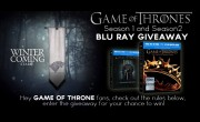 """GAME of THRONES"" Seasons 1 & 2 Blu Ray Giveaway"