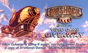XBOX 360 BIOSHOCK INFINITE VIDEO GAME GIVEAWAY