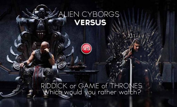 Alien Cyborgs VERSUS – Throne vs Throne