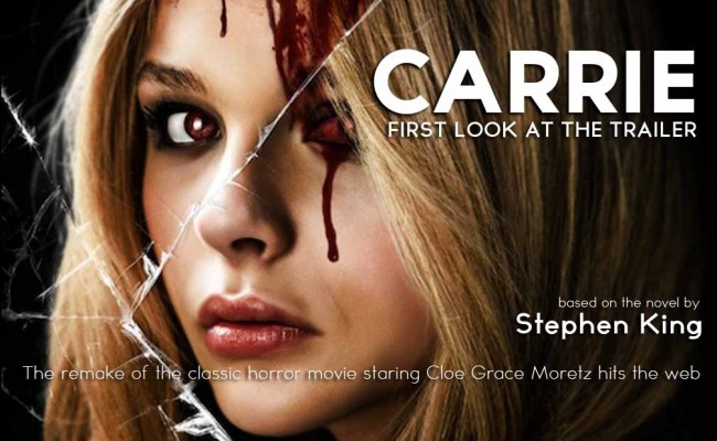 CARRIE…FIRST LOOK