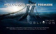 Oblivion Black Carpet Premiere