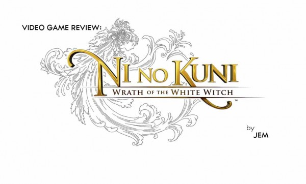 """Ni No Kuni:Wrath of the White Witch"" Video Game Review"