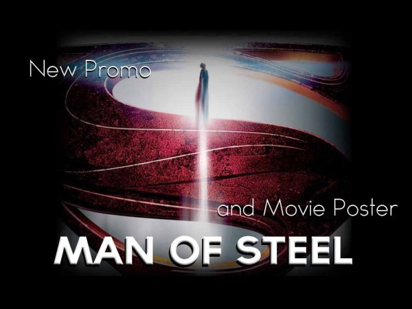 MAN OF STEEL  – New Trailer