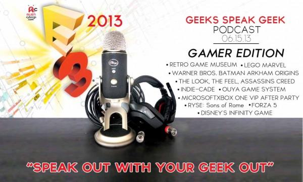 Alien Cyborgs E3 2013 Podcast