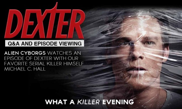 Dexter Kills it…an evening with Michael C. Hall