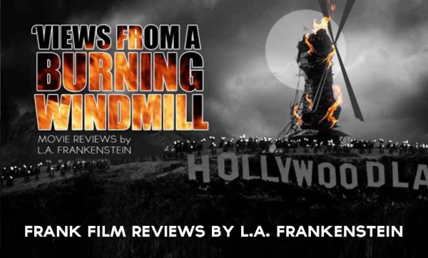 'VIEWS FROM A BURNING WINDMILL: The Evil Dead