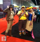 Random image: Alien Cyborgs_Disney D23 Fan Expo_Cosplay_UP cast