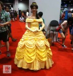 Alien Cyborgs_Disney D23 Fan Expo_Cosplay_Belle