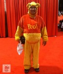 Alien Cyborgs_Disney D23 Fan Expo_Cosplay_Pooh