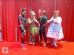 Alien Cyborgs_Disney D23 Fan Expo_Cosplay_Rufio, Tinkerbell,Peter Pan, Wendy